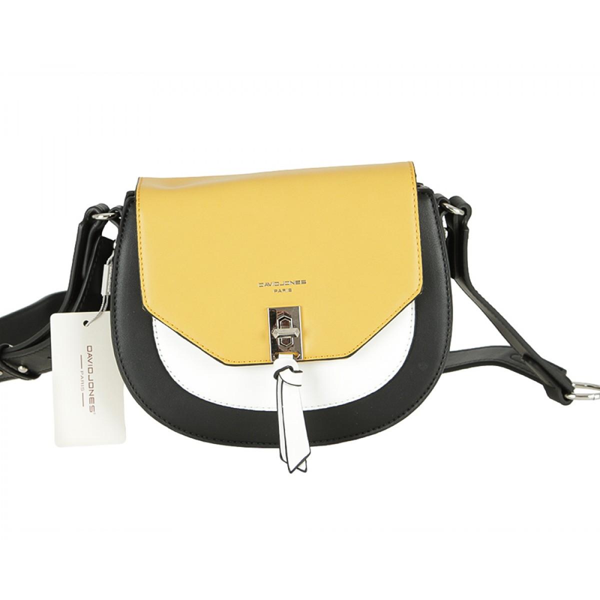 Жіноча сумка David Jones 6239-1 BLACK