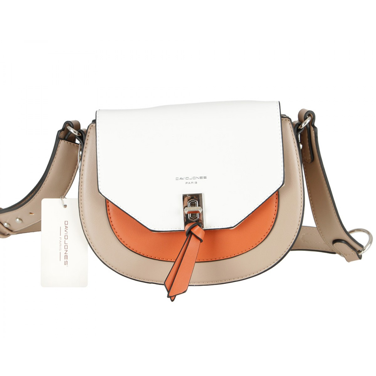 Жіноча сумка David Jones 6239-1 L.CAMEL