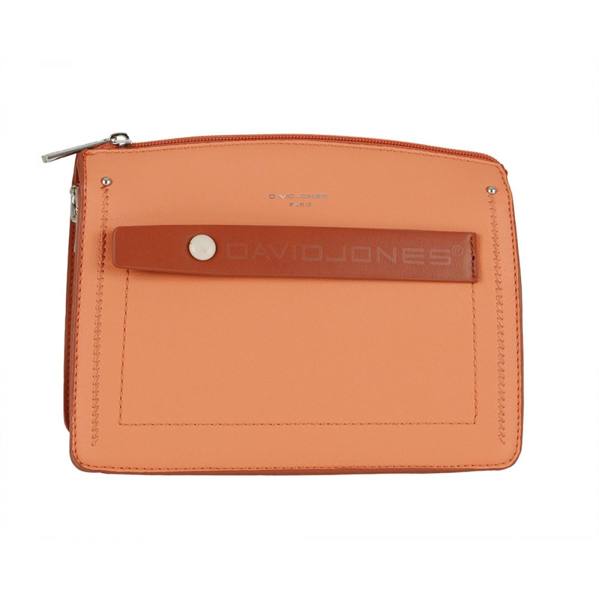 Жіноча сумка David Jones 6247-1 CORAL