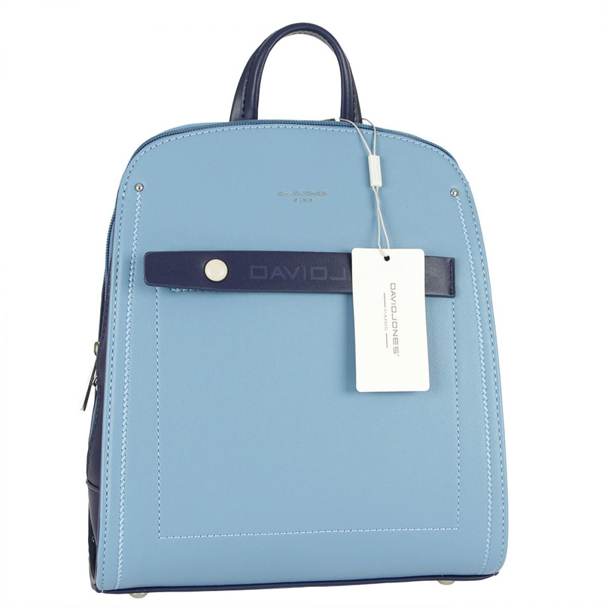 Жіночий Рюкзак David Jones 6247-2 BLUE