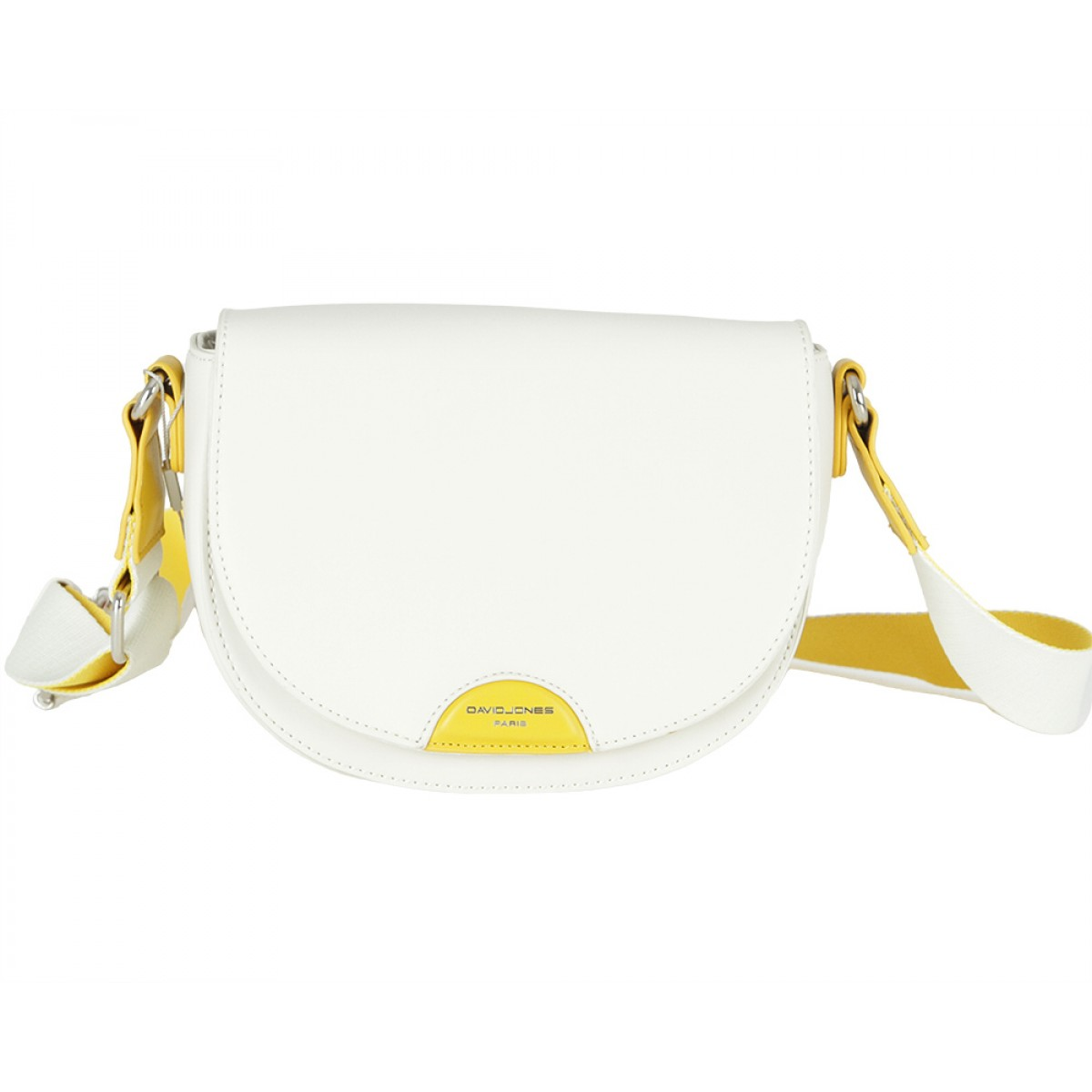 Жіноча сумка David Jones 6251-1 CREAMY WHITE