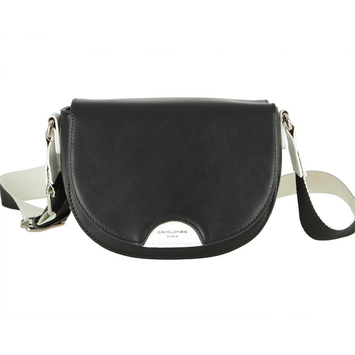 Жіноча сумка David Jones 6251-1 BLACK