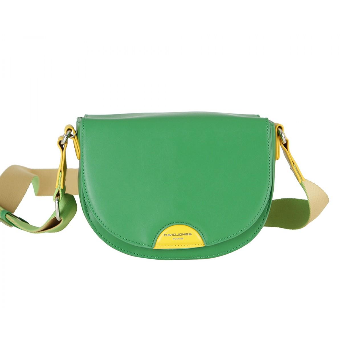 Жіноча сумка David Jones 6251-1 GREEN