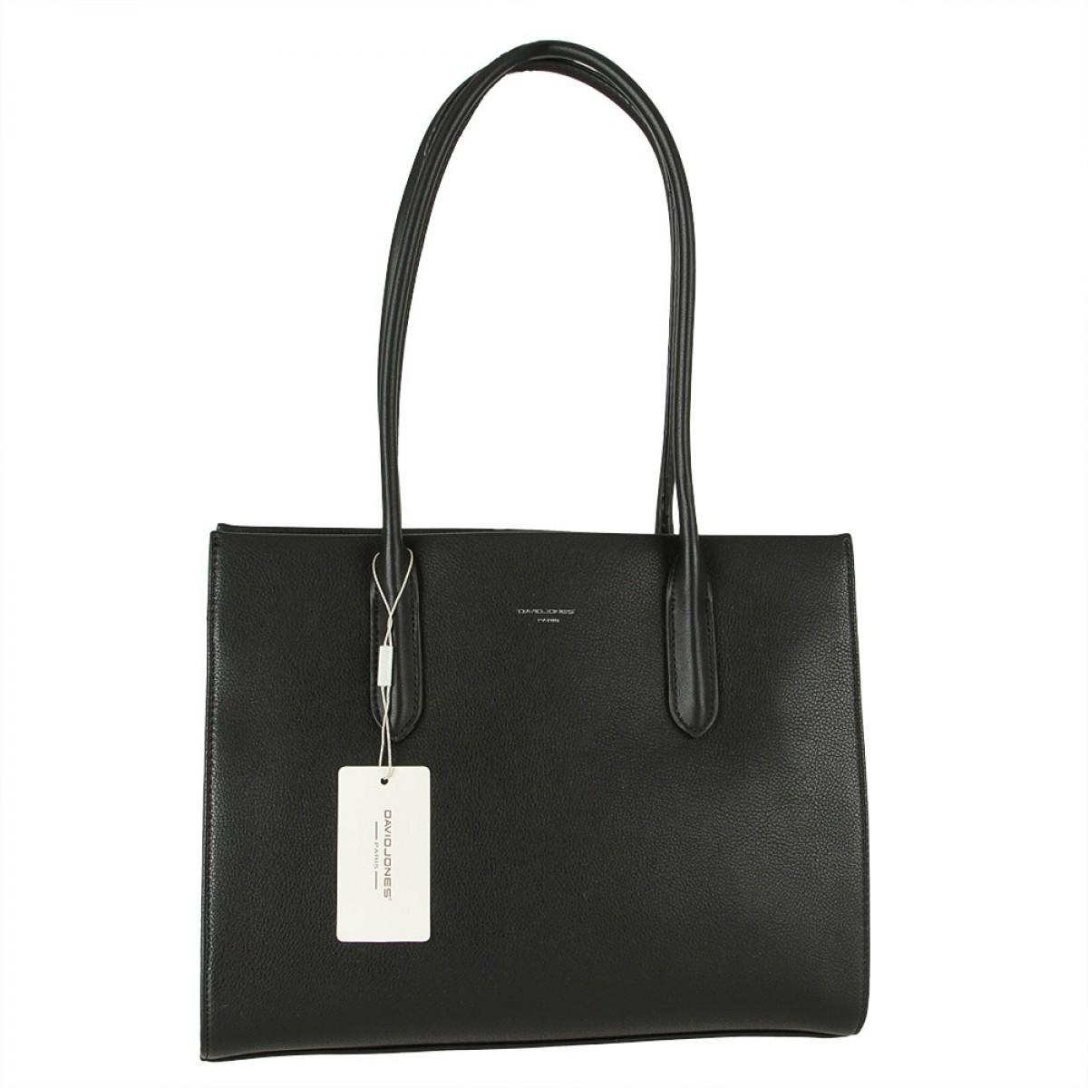 Жіноча сумка David Jones 6253-2 BLACK