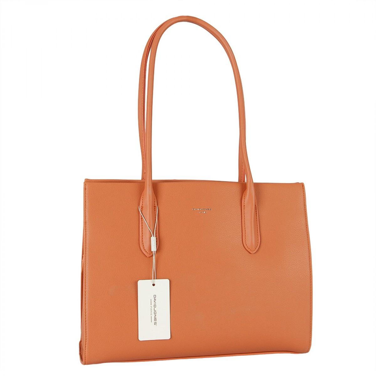 Жіноча сумка David Jones 6253-2 CORAL
