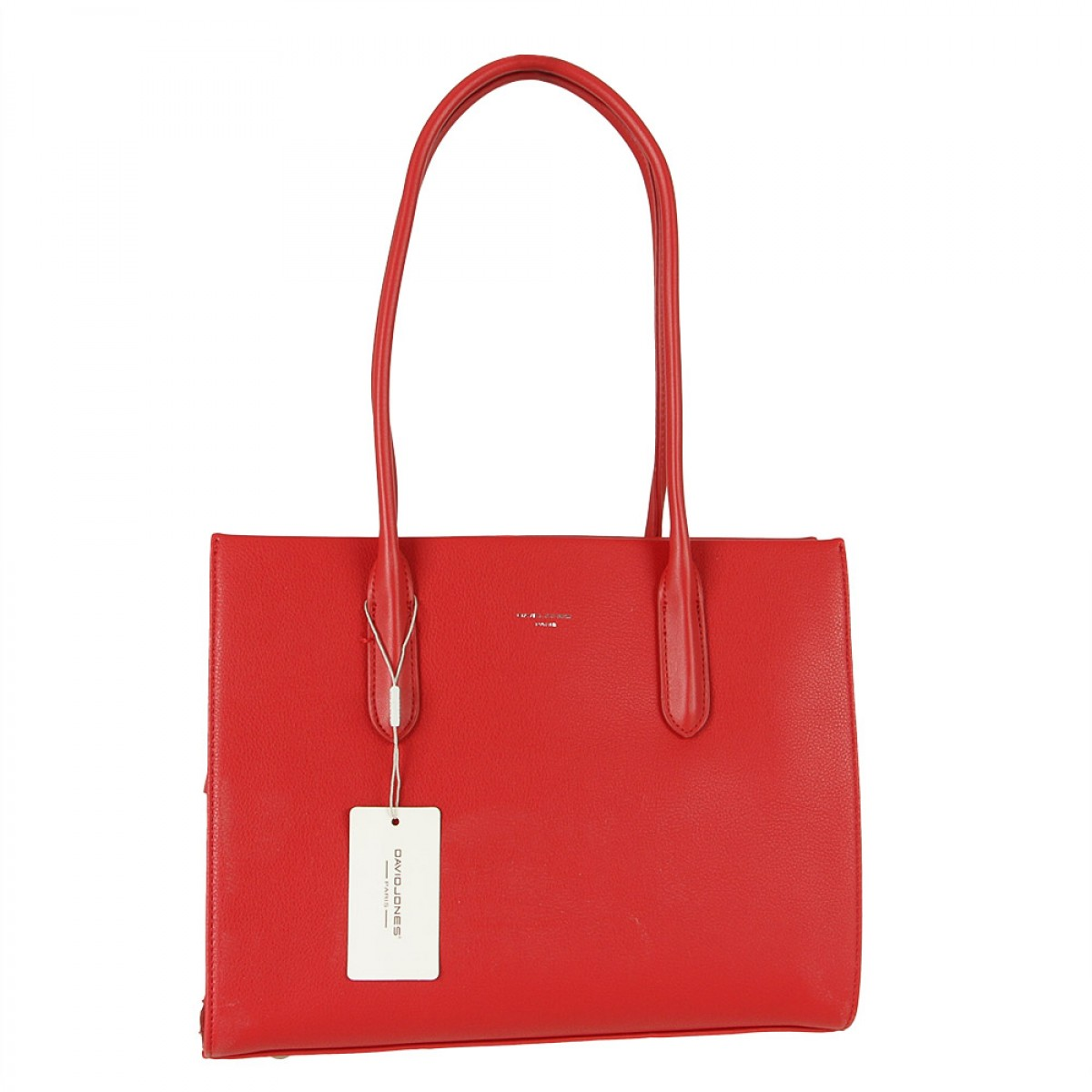 Жіноча сумка David Jones 6253-2 RED
