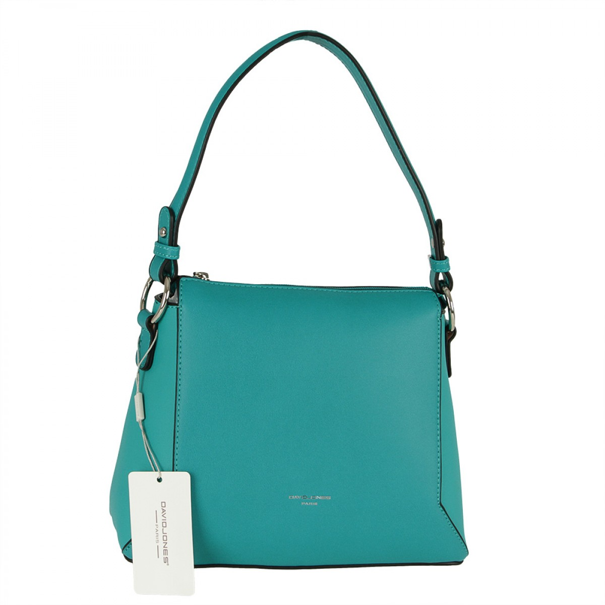 Жіноча сумка David Jones 6255-1 TURQUOISE