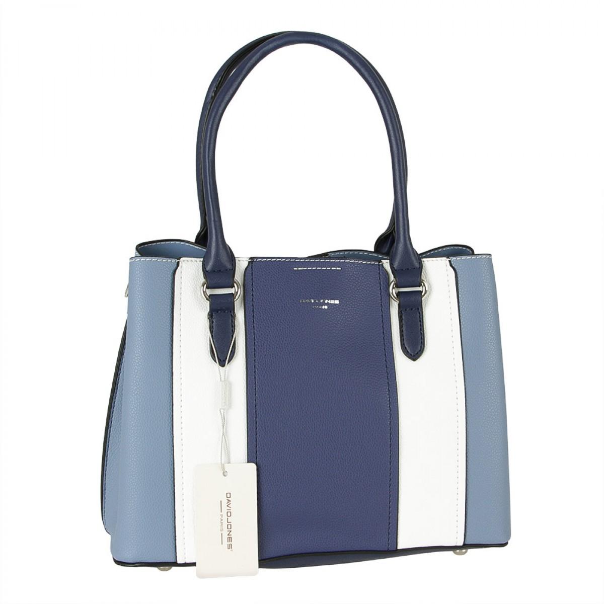 Жіноча сумка David Jones 6258-2 BLUE