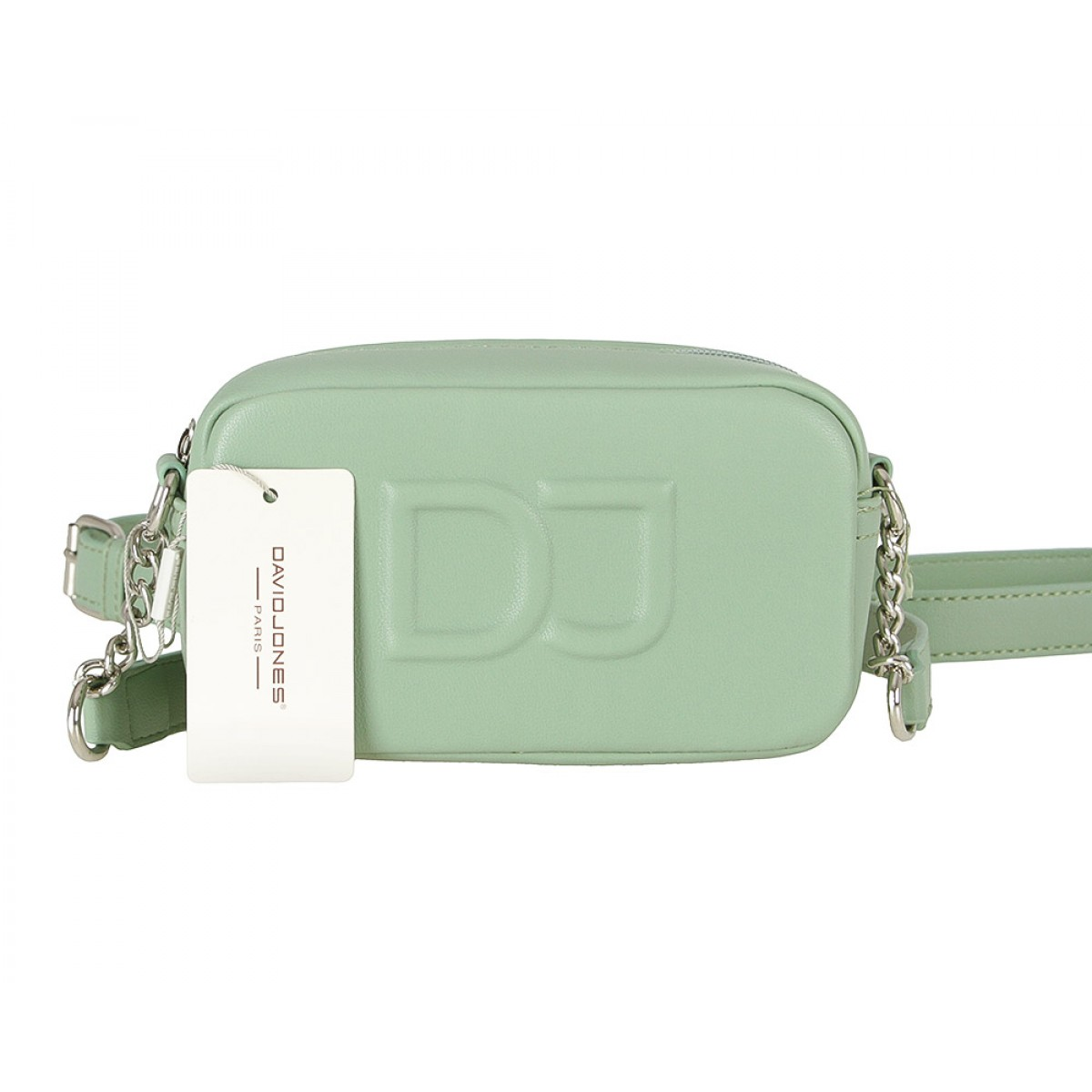Жіноча сумка David Jones 6260-1 LIGHT GREEN