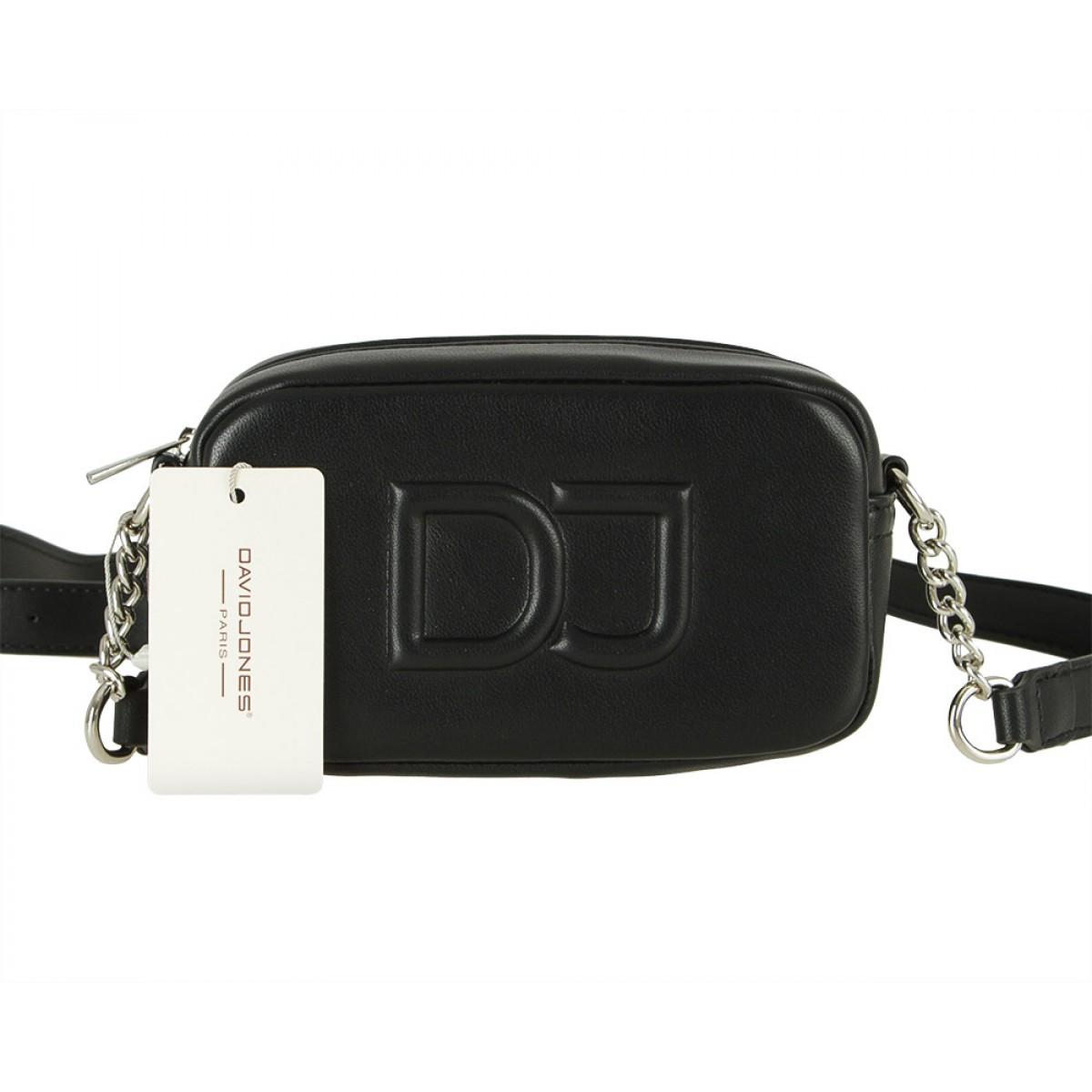 Жіноча сумка David Jones 6260-1 BLACK