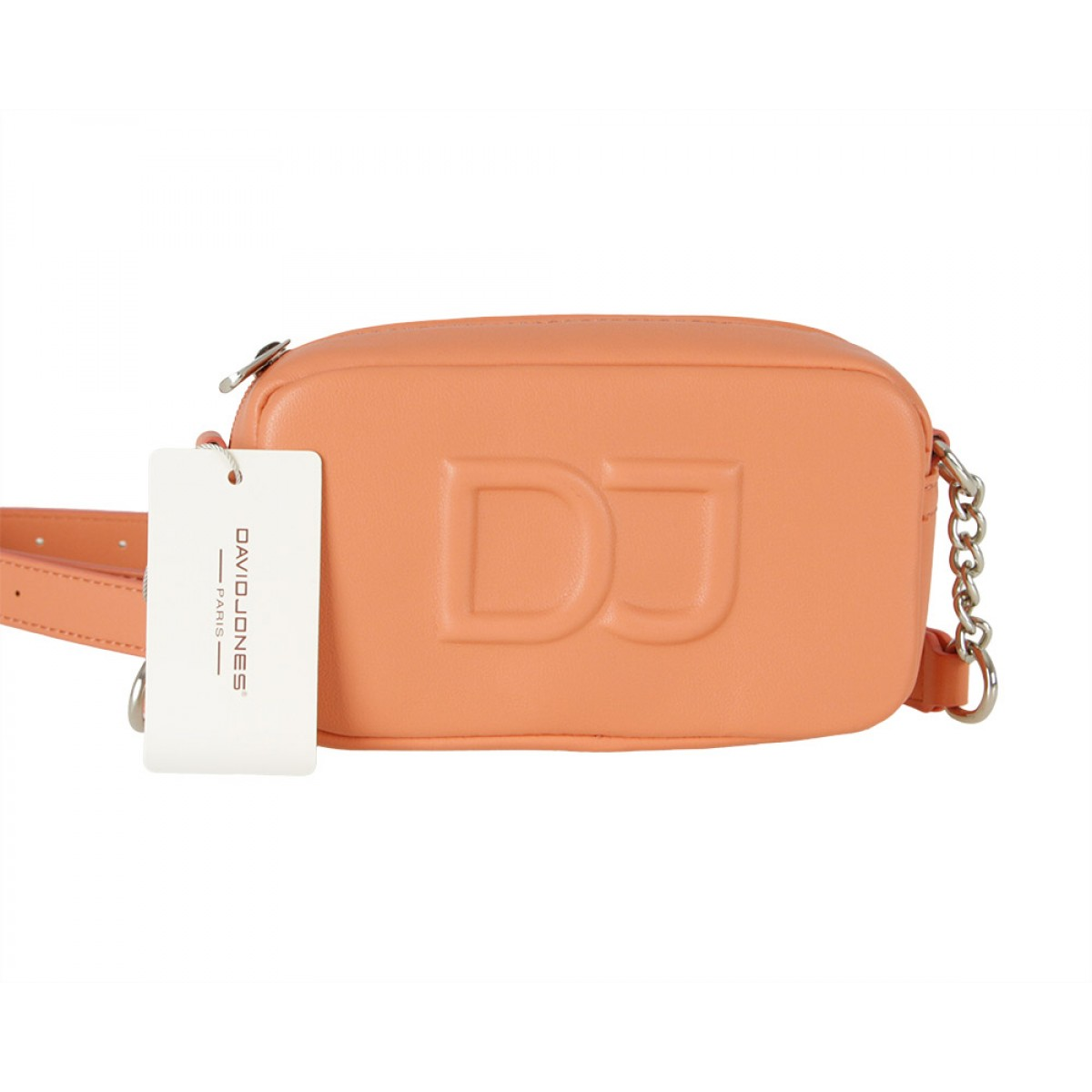 Жіноча сумка David Jones 6260-1 CORAL