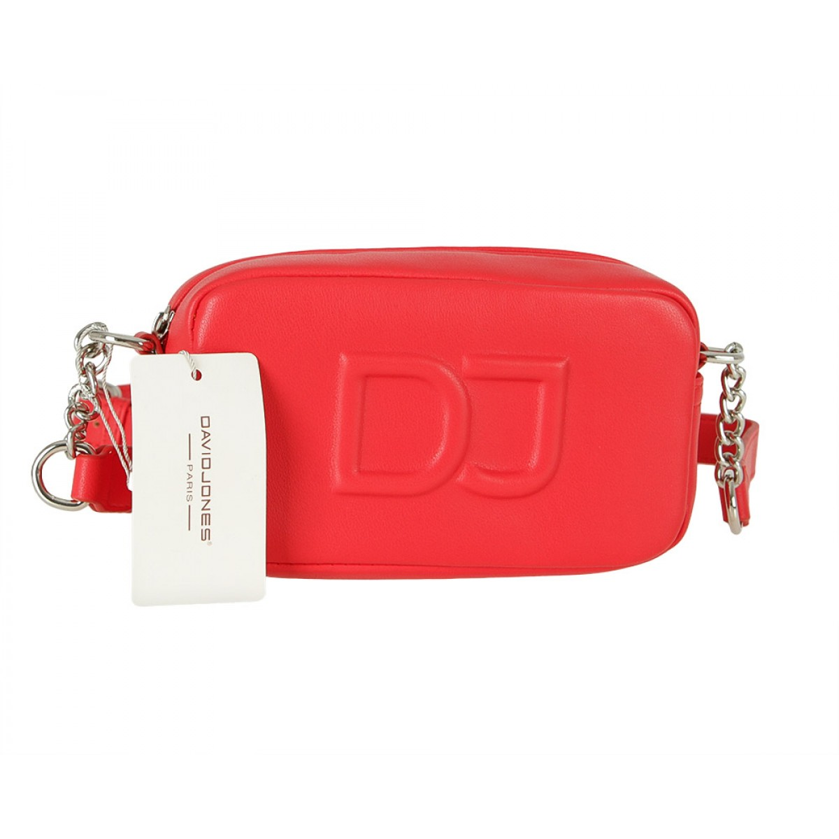 Жіноча сумка David Jones 6260-1 RED