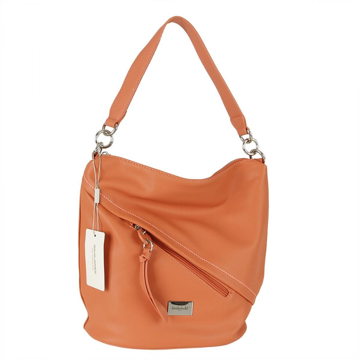 Жіноча сумка David Jones  6265-1 CORAL