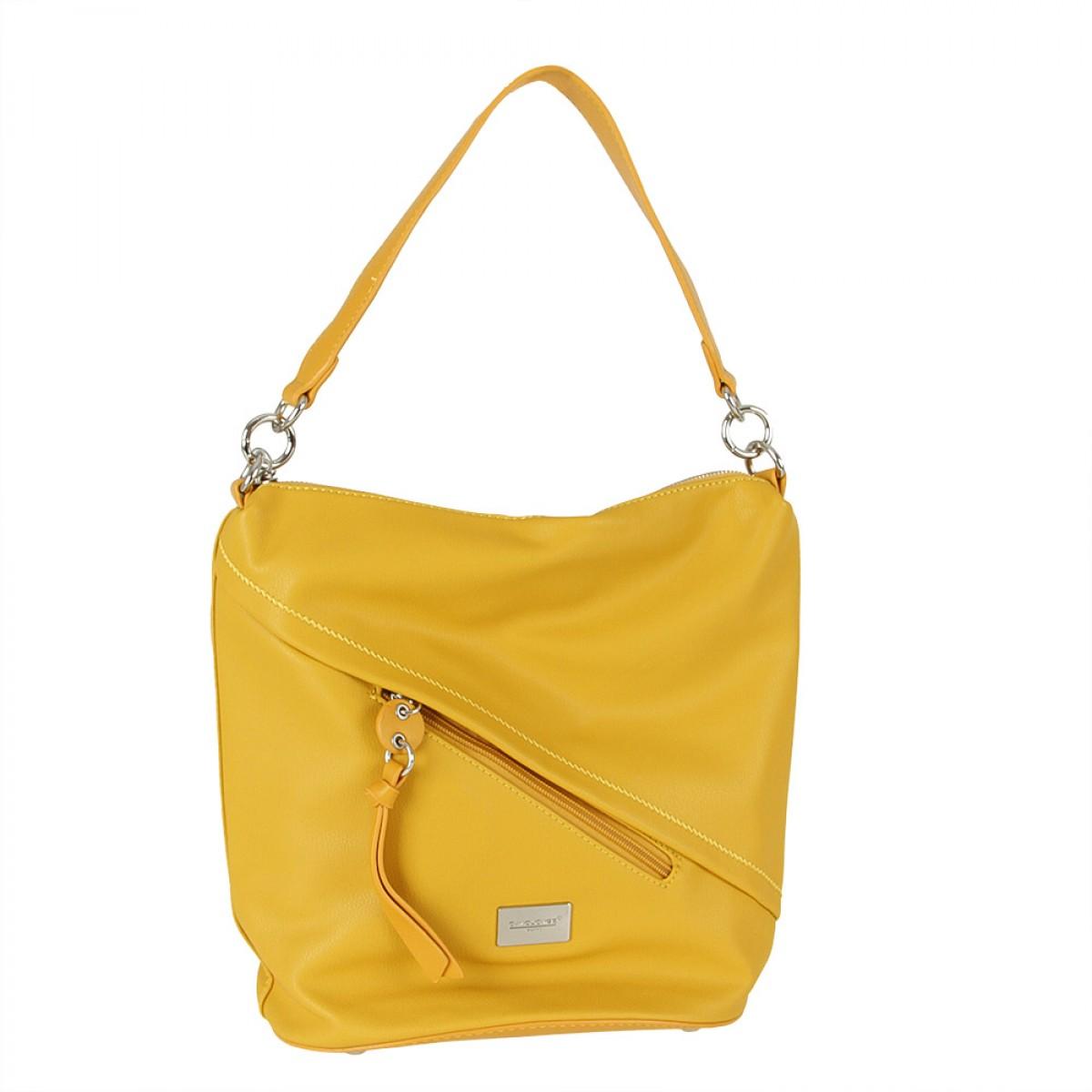 Жіноча сумка David Jones  6265-1 YELLOW