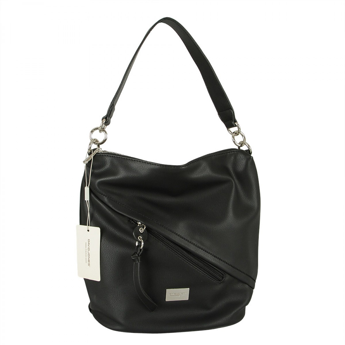 Жіноча сумка David Jones  6265-1 BLACK