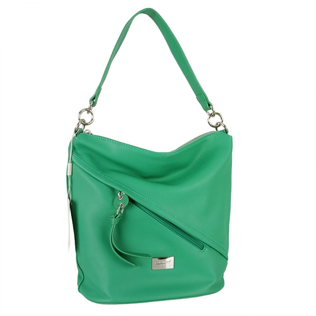 Жіноча сумка David Jones  6265-1 GREEN