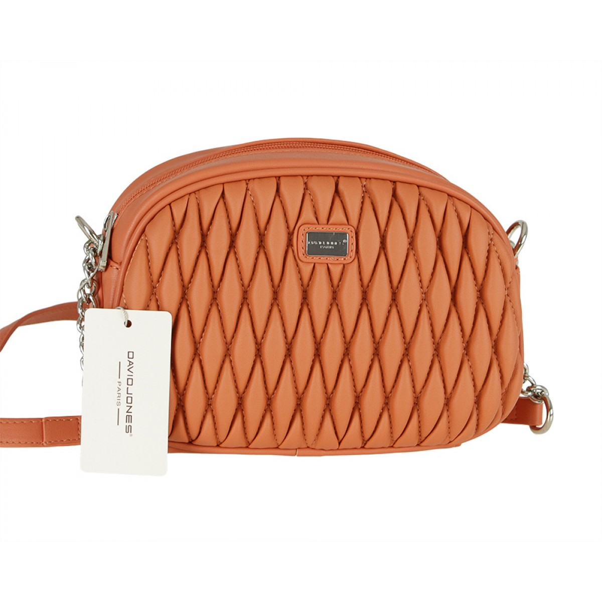 Жіноча сумка David Jones 6266-1 CORAL