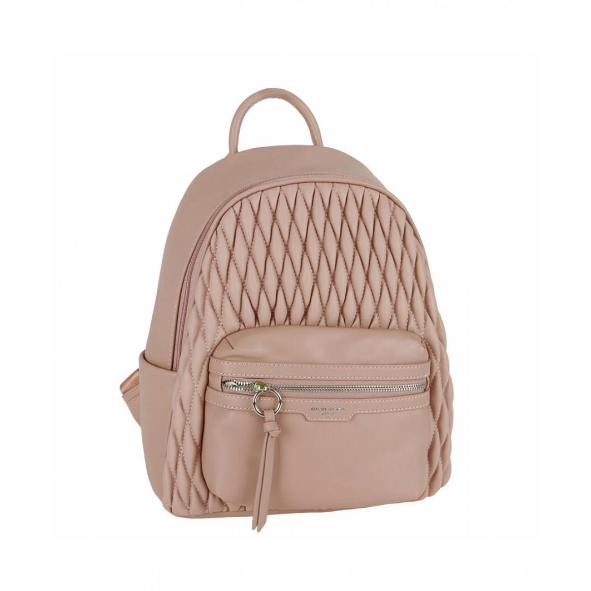 Жіночий рюкзак David Jones 6266-2 PINK