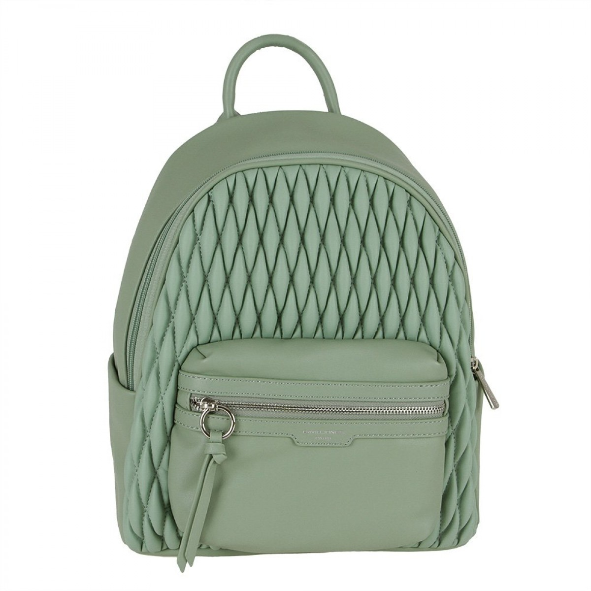 Жіночий рюкзак David Jones 6266-2 LIGHT GREEN
