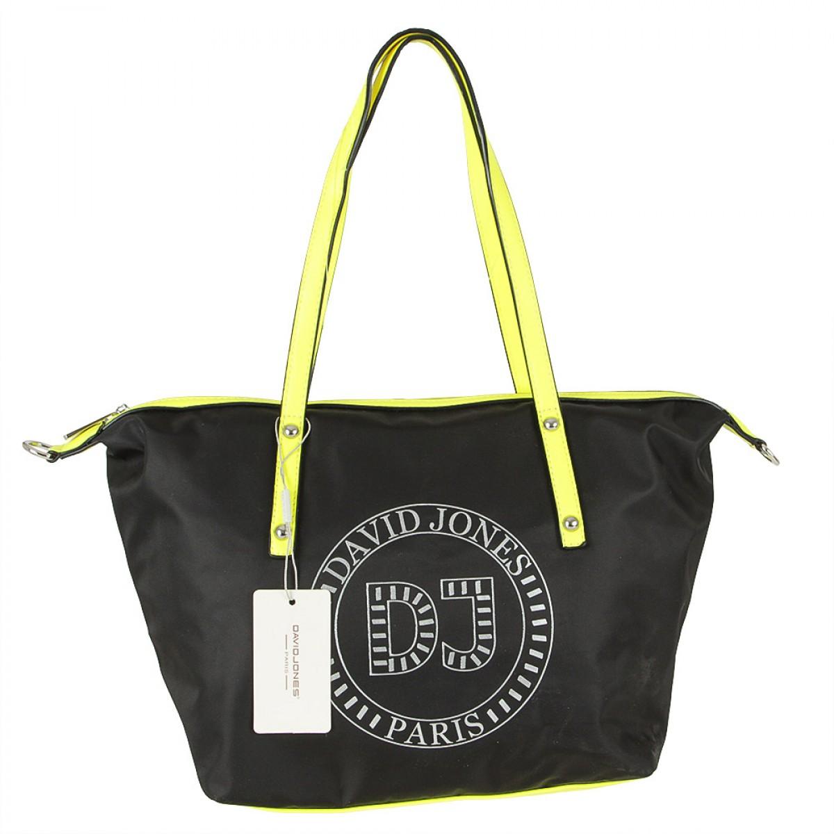 Жіноча сумка David Jones  6271-2 BLACK