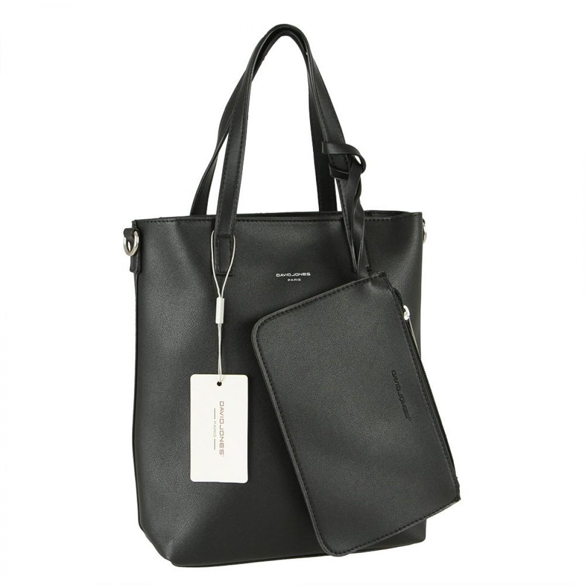 Жіноча сумка David Jones 6291-1 BLACK