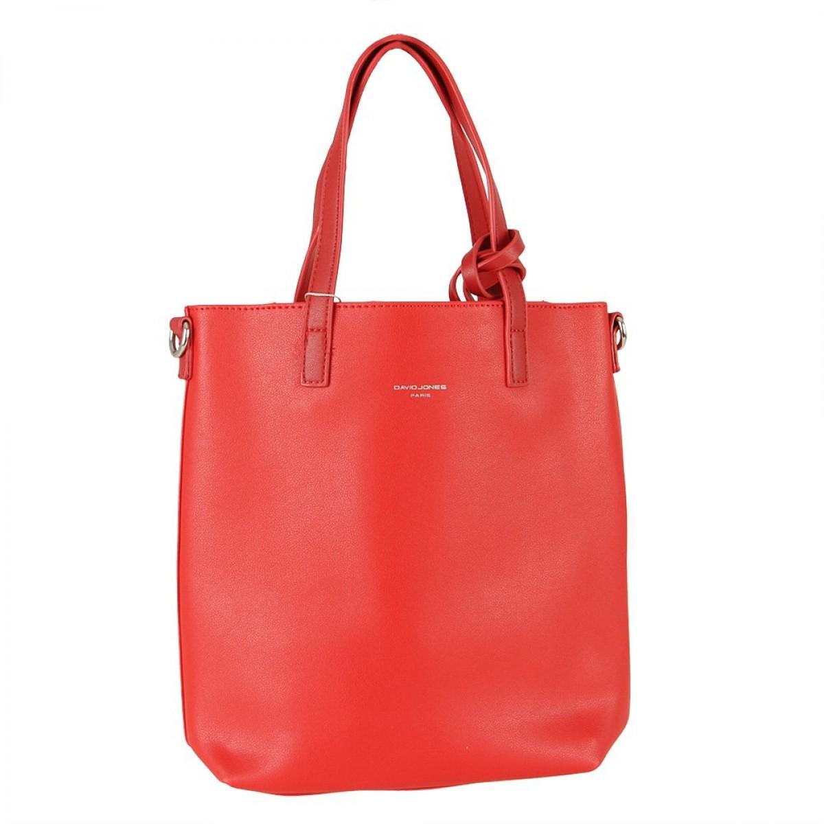 Жіноча сумка David Jones 6291-1 RED