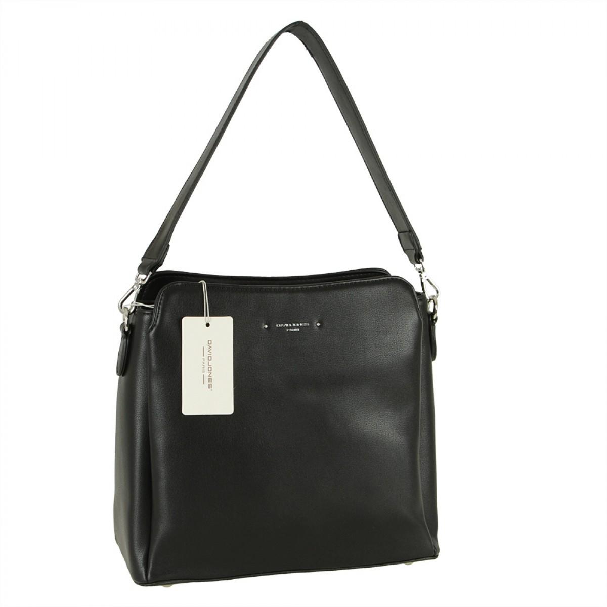 Жіноча сумка David Jones 6295-1 BLACK