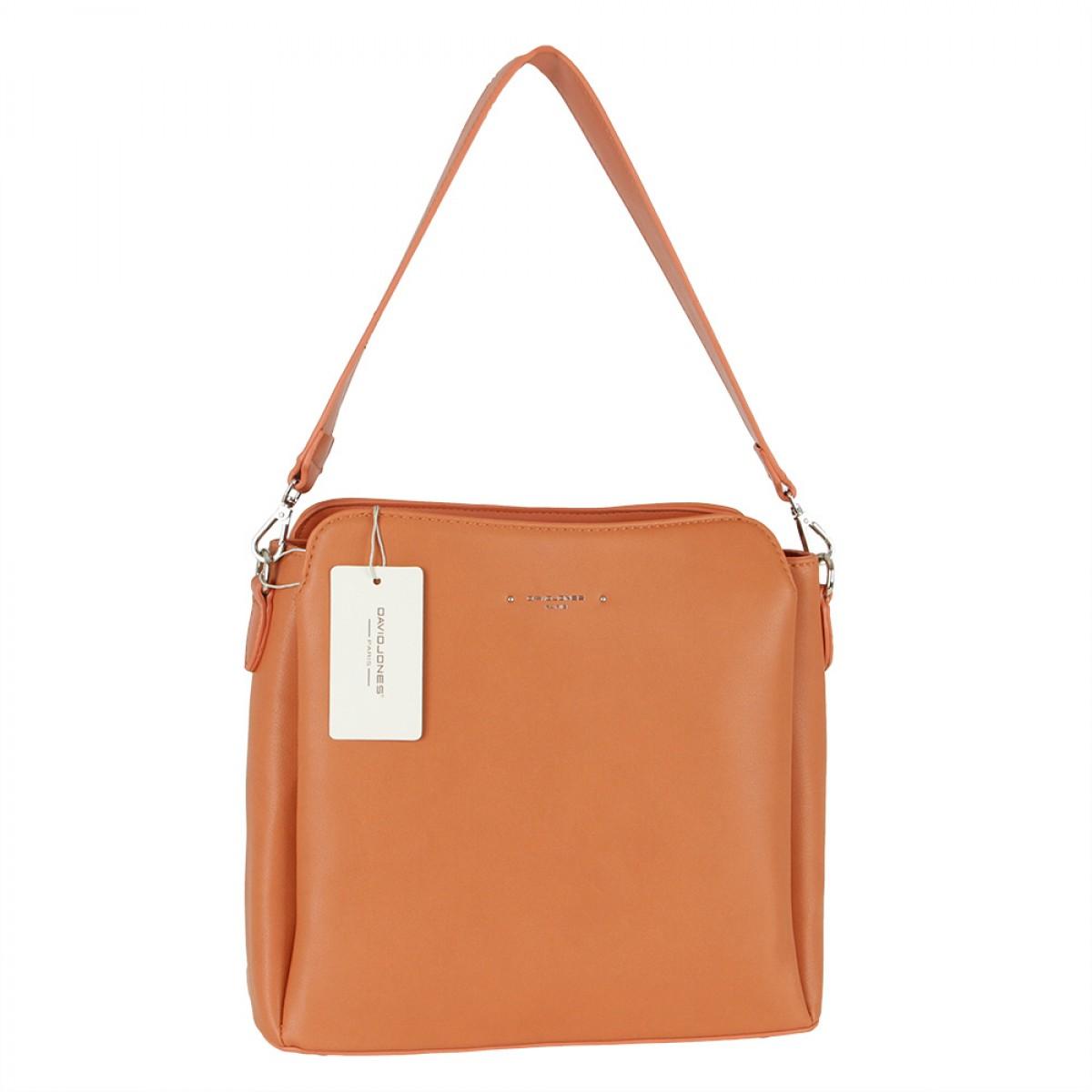 Жіноча сумка David Jones 6295-1 CORAL