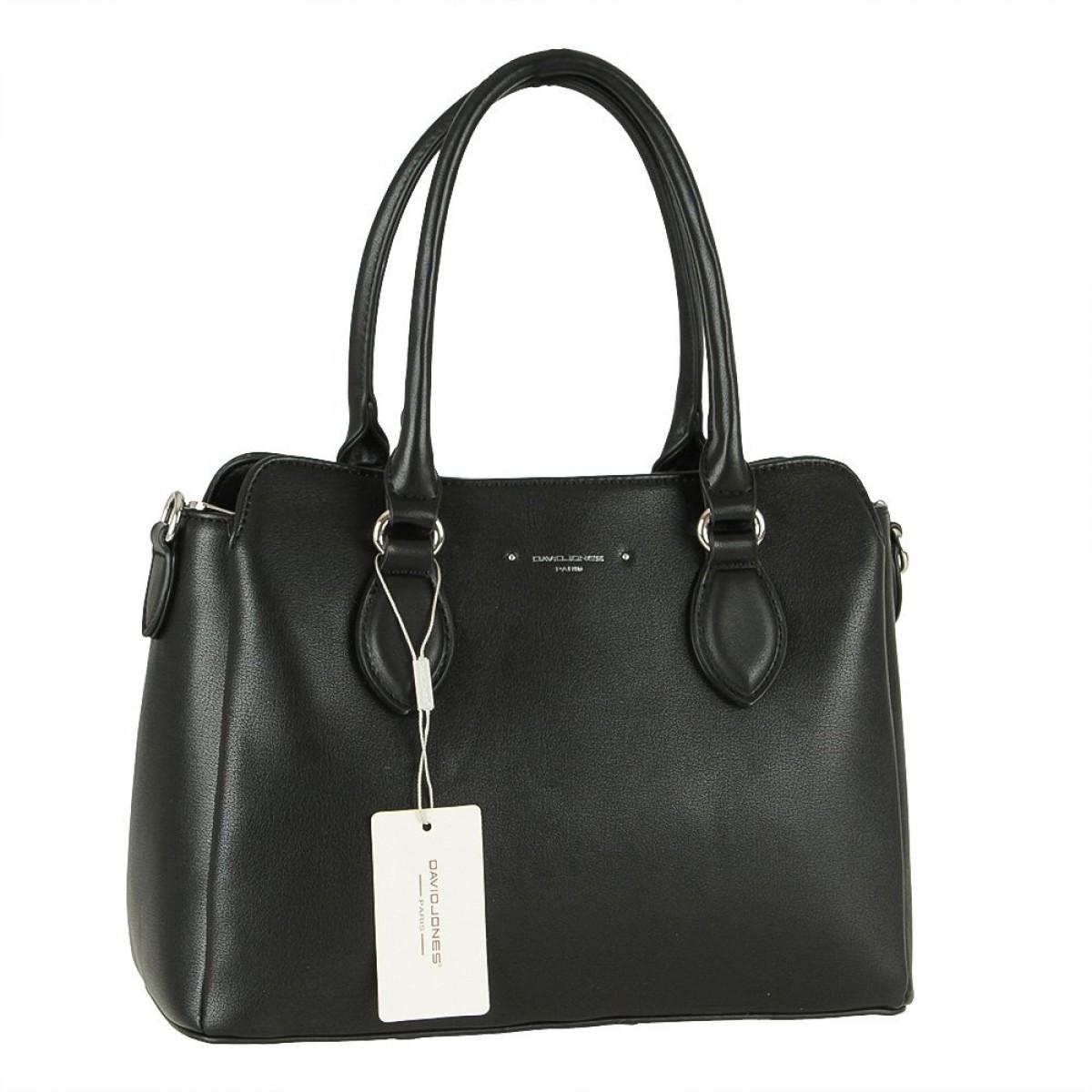 Жіноча сумка David Jones 6295-2 BLACK