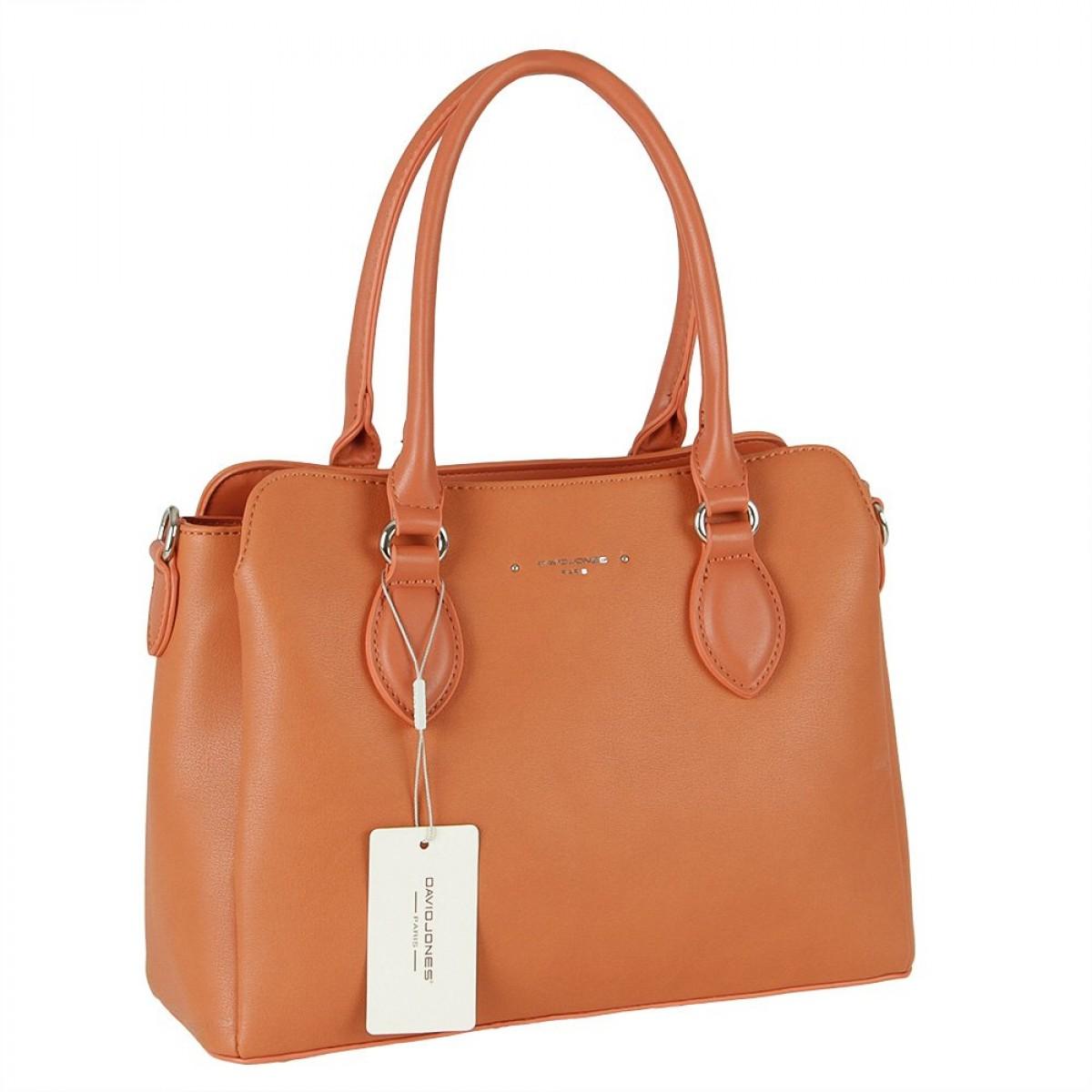 Жіноча сумка David Jones 6295-2 CORAL
