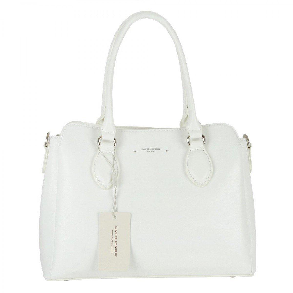 Жіноча сумка David Jones 6295-2 WHITE