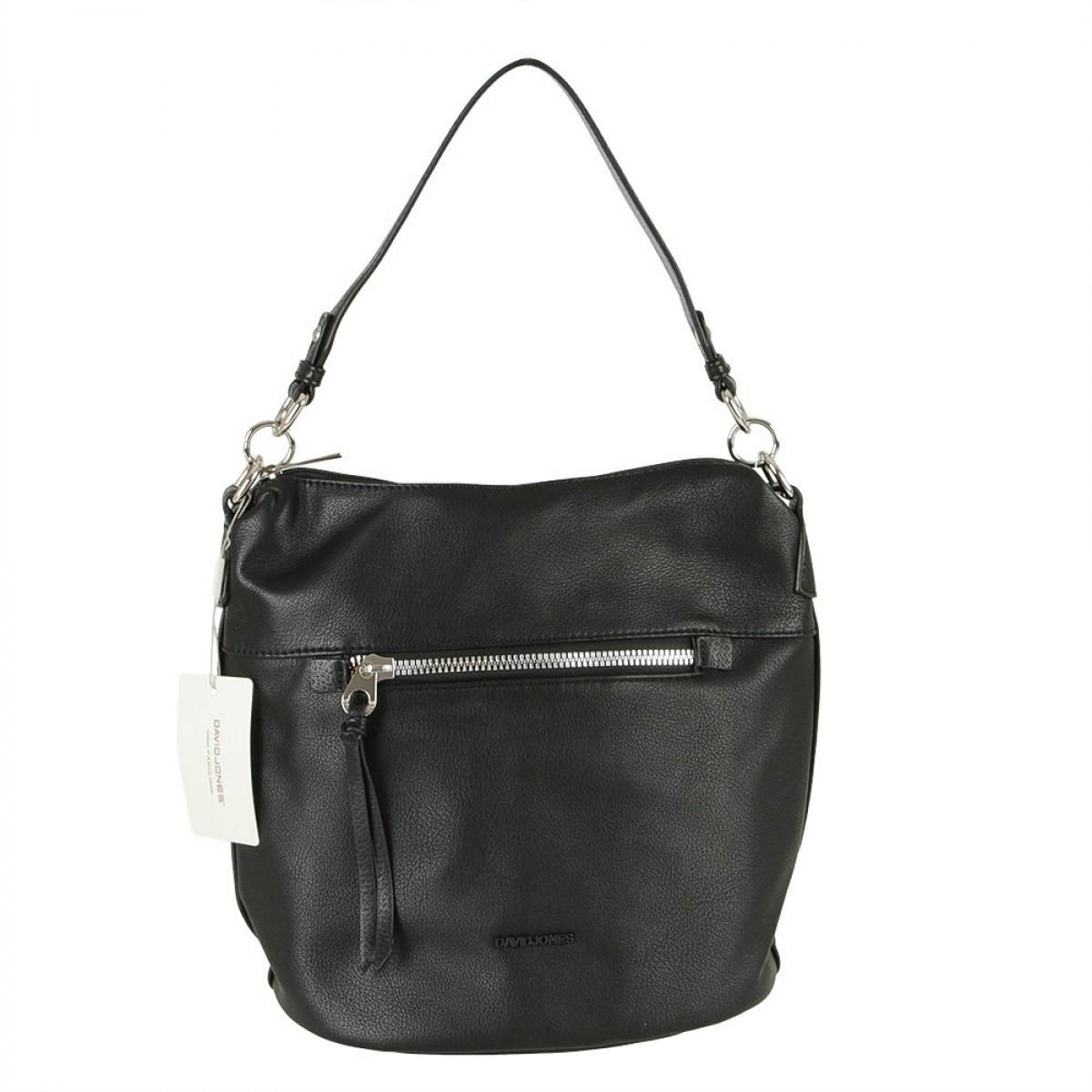 Жіноча сумка David Jones 6296-1 BLACK