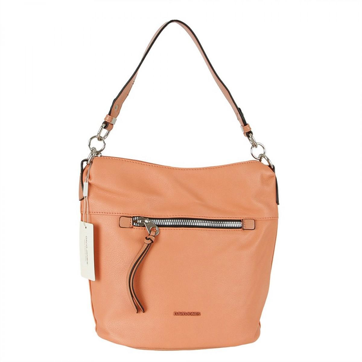 Жіноча сумка David Jones 6296-1 CORAL