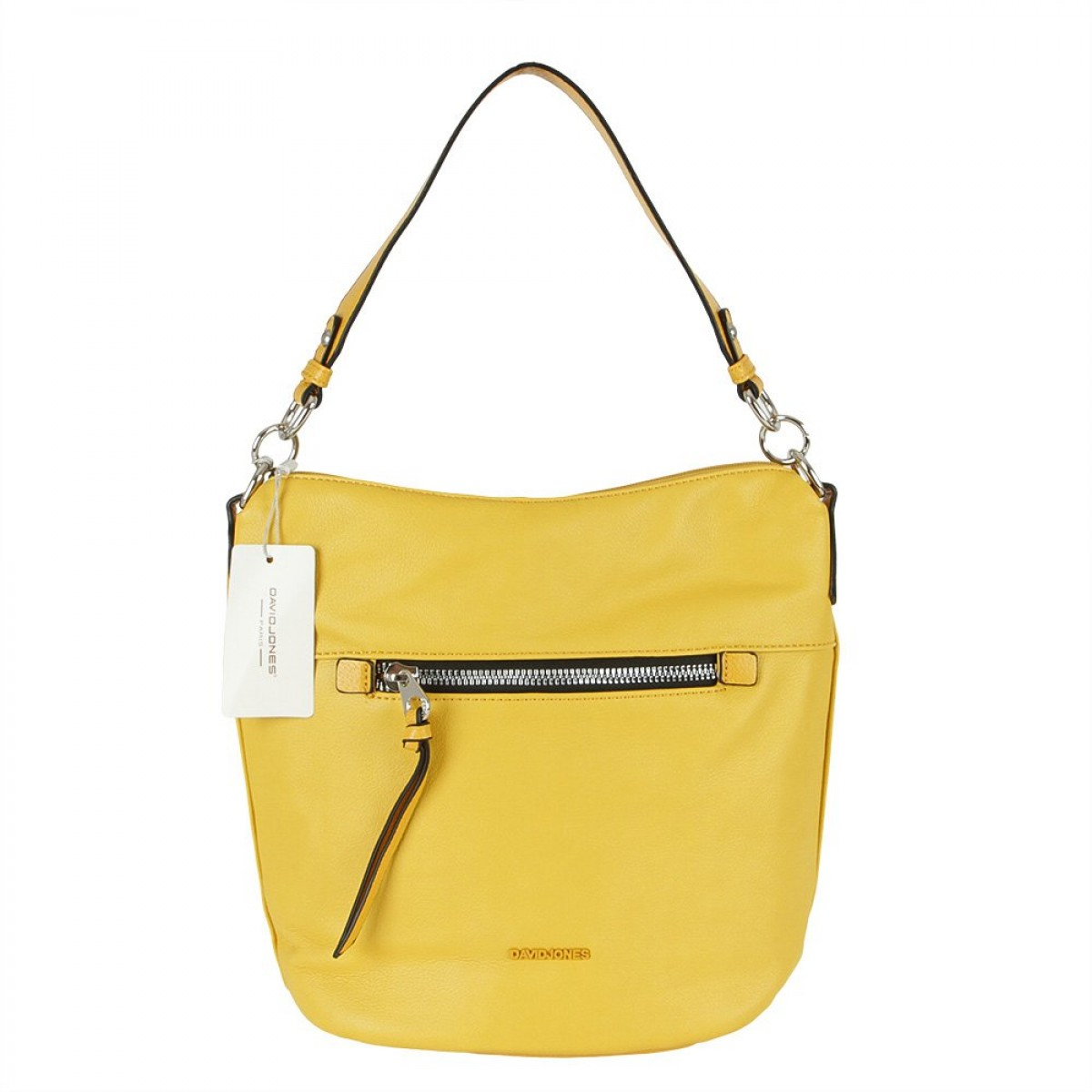 Жіноча сумка David Jones 6296-1 YELLOW