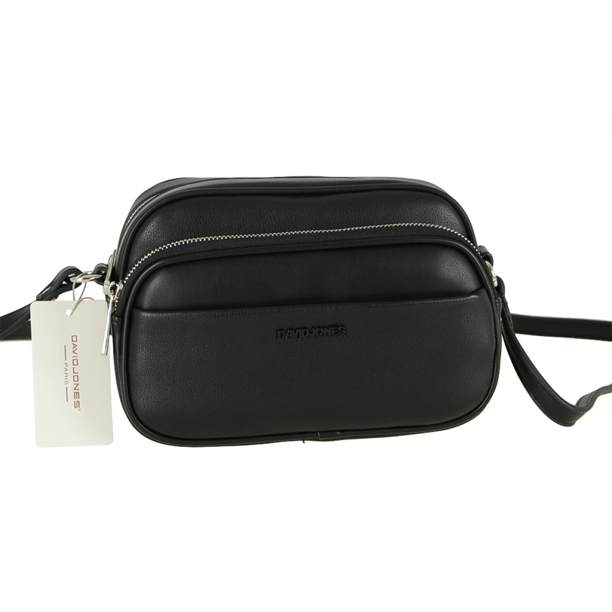 Жіноча сумка David Jones 6297-1 BLACK