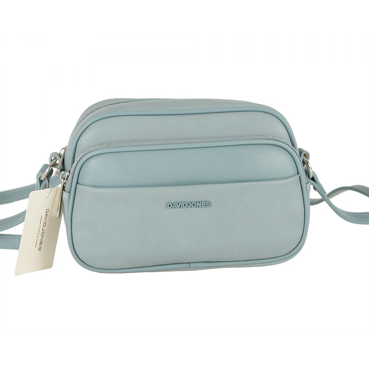 Жіноча сумка David Jones  6297-1 L.BLUE