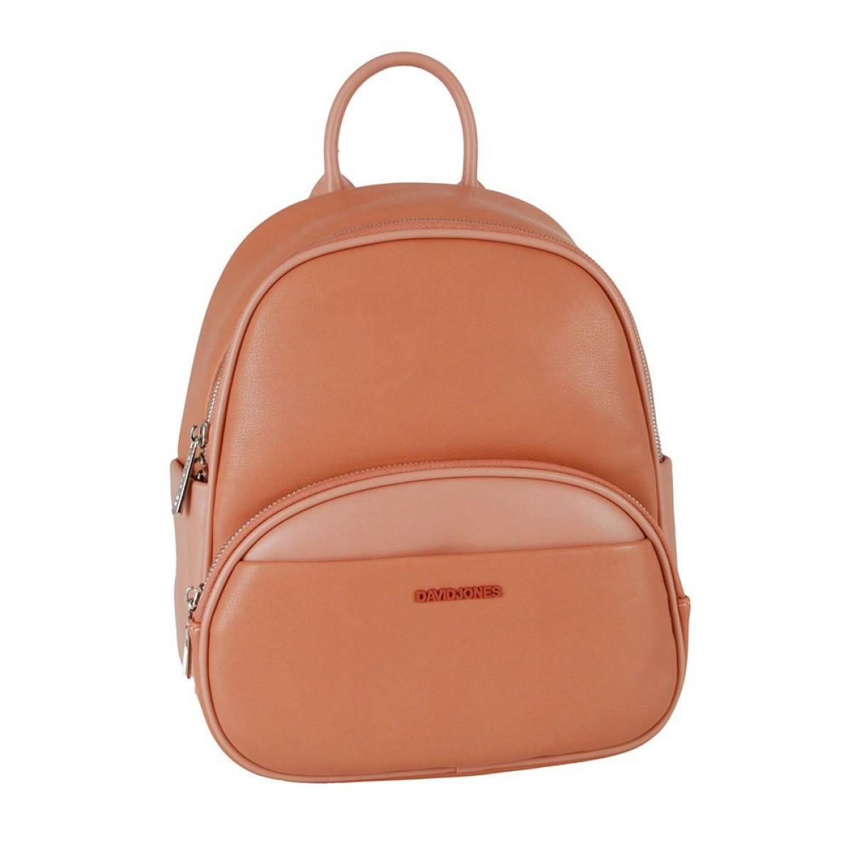 Жіночий рюкзак David Jones 6297-2 CORAL