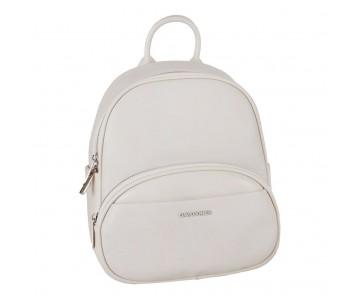 Жіночий рюкзак David Jones 6297-2 CREAMY WHITE