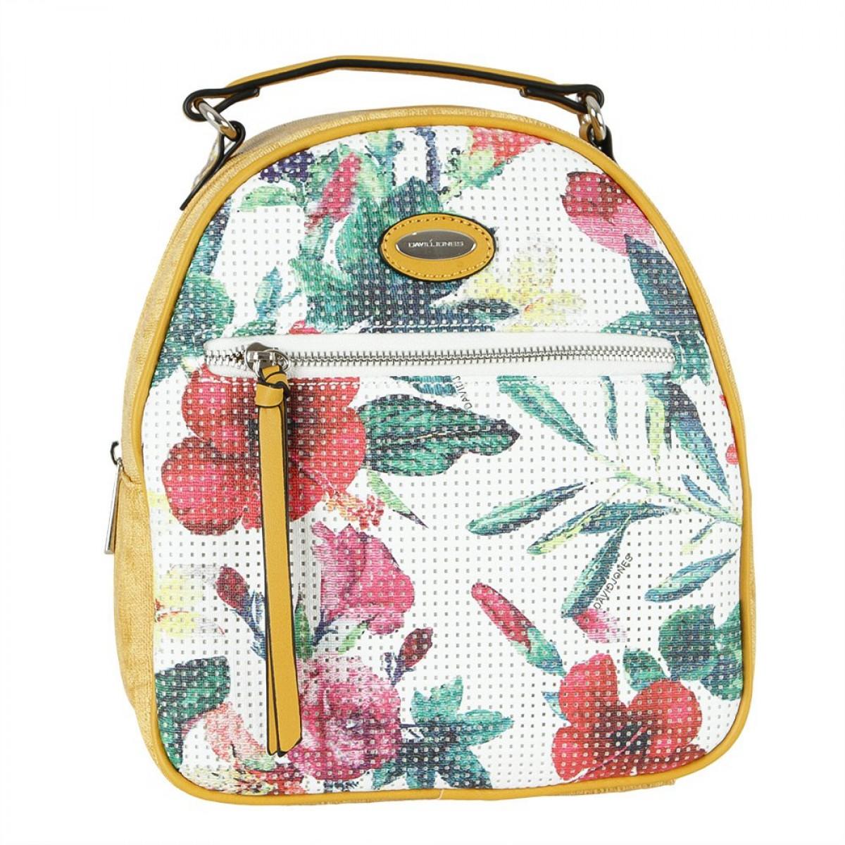 Жіночий рюкзак David Jones 6298-2 YELLOW