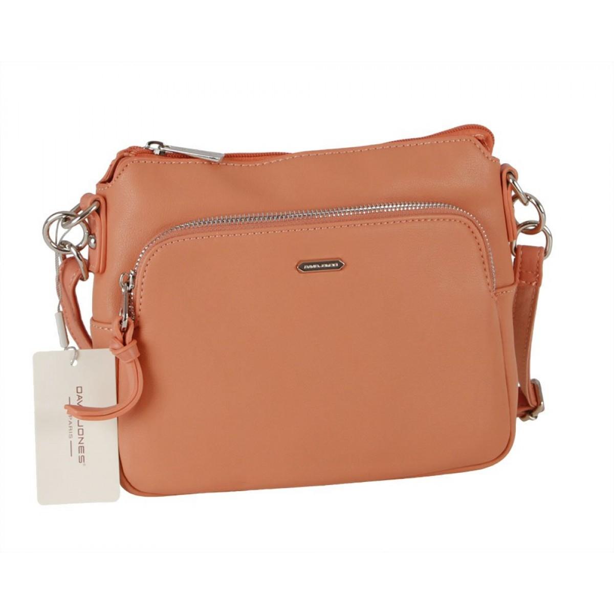 Жіноча сумка David Jones 6299-1 CORAL