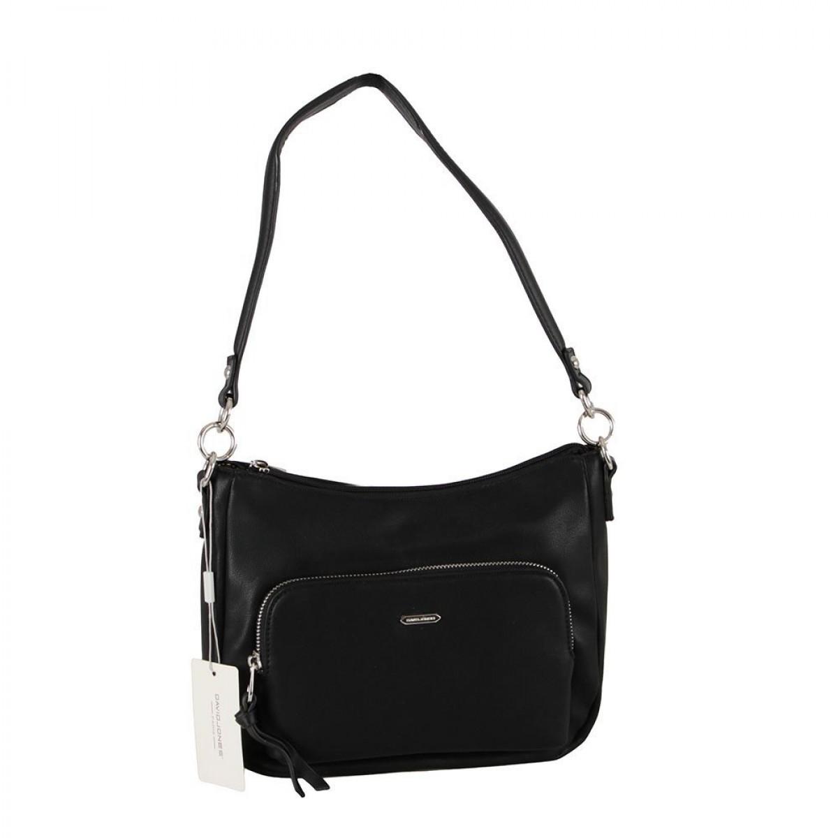 Жіноча сумка David Jones 6299-2 BLACK
