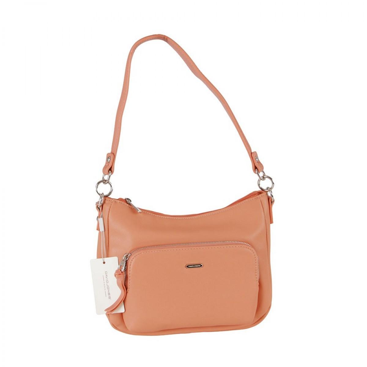 Жіноча сумка David Jones 6299-2 CORAL