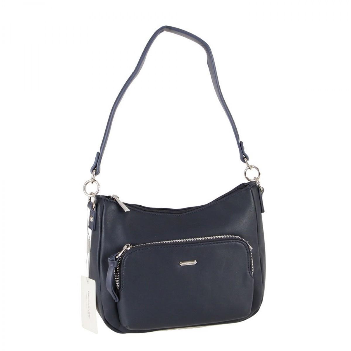 Жіноча сумка David Jones 6299-2 D.BLUE