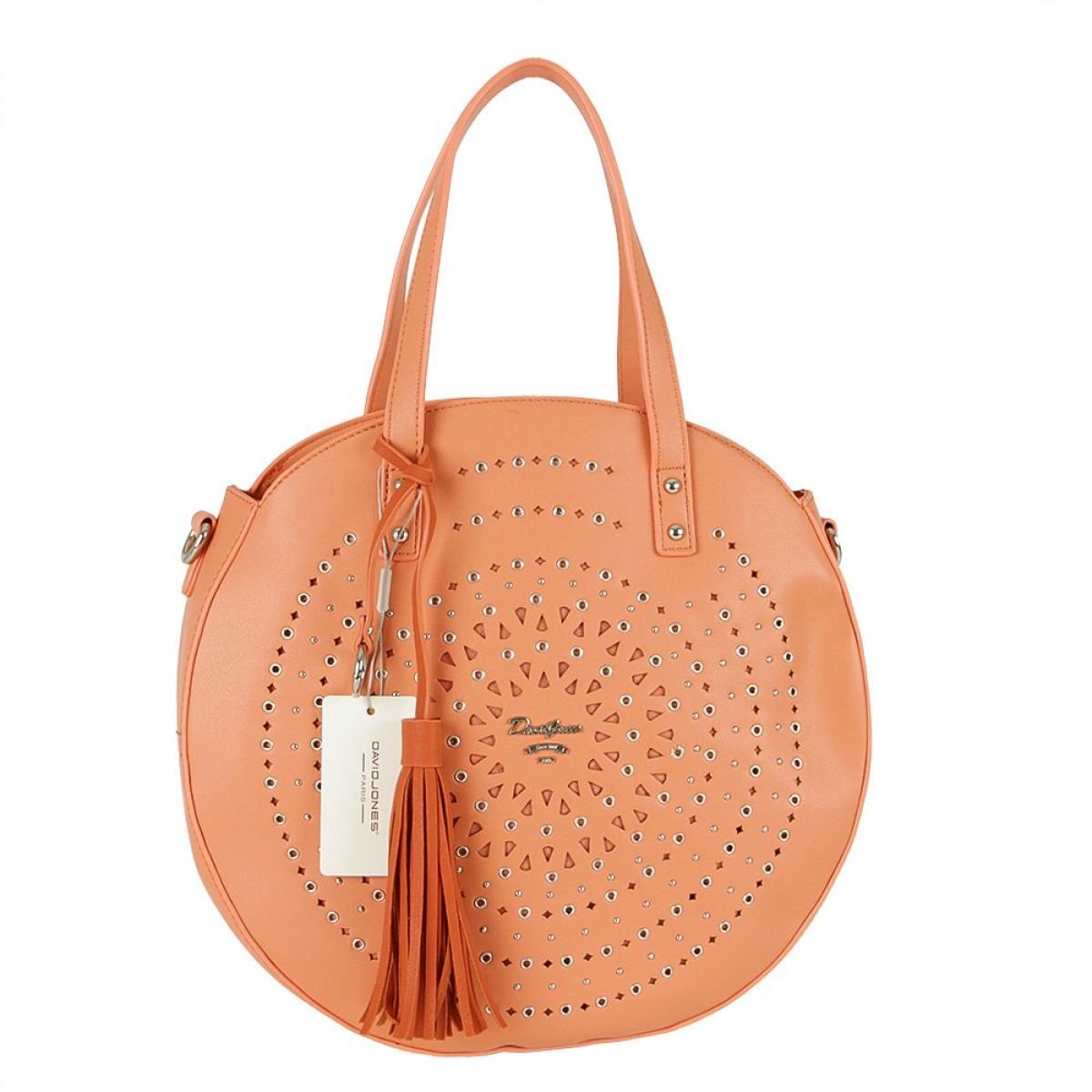 Жіноча сумка David Jones 6303-1 CORAL