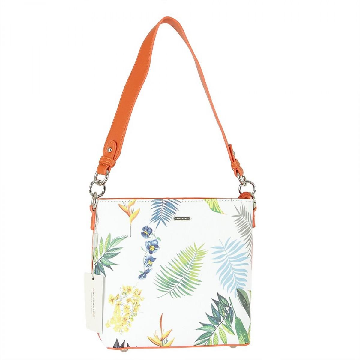 Жіноча сумка David Jones 6306-3 ORANGE