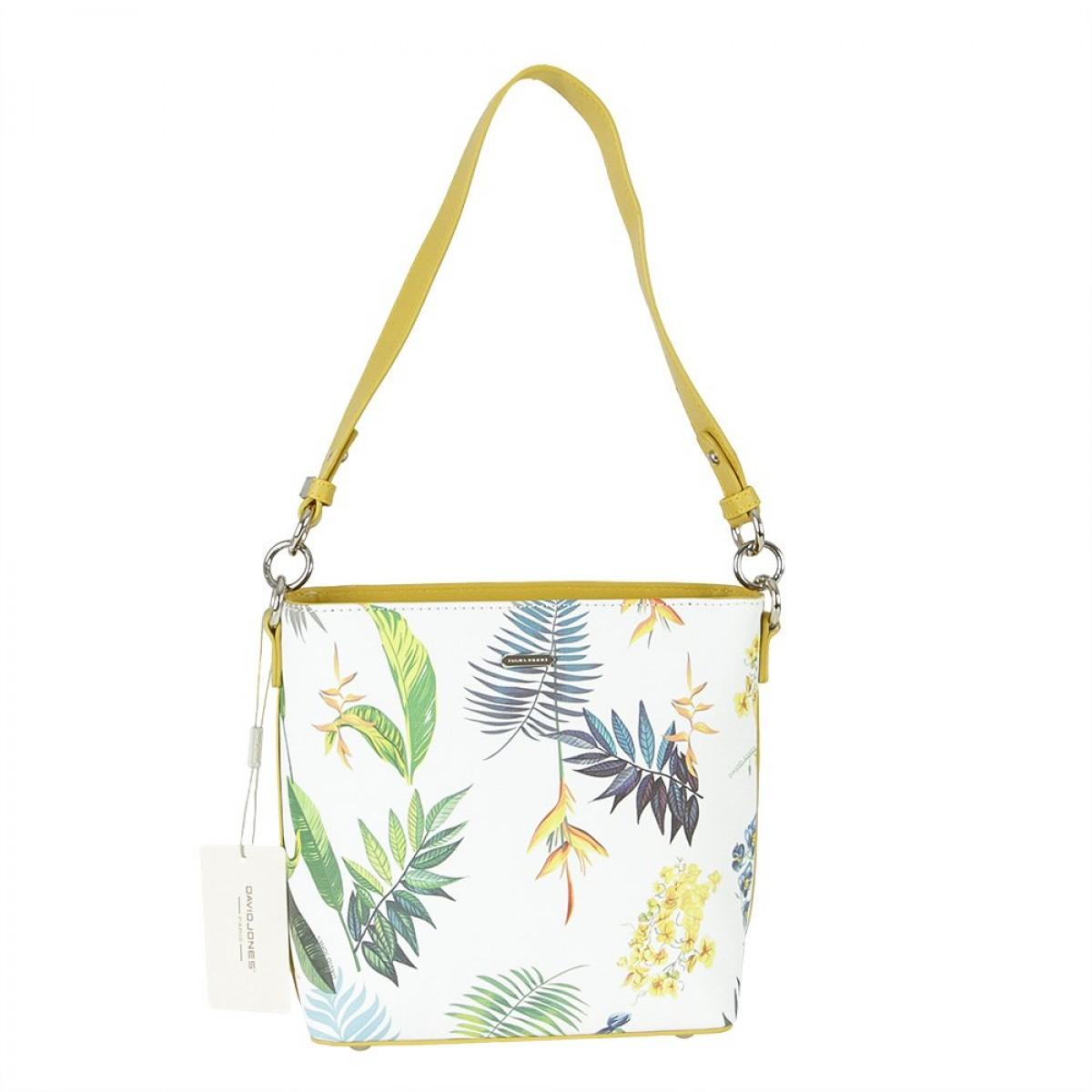 Жіноча сумка David Jones 6306-3 YELLOW