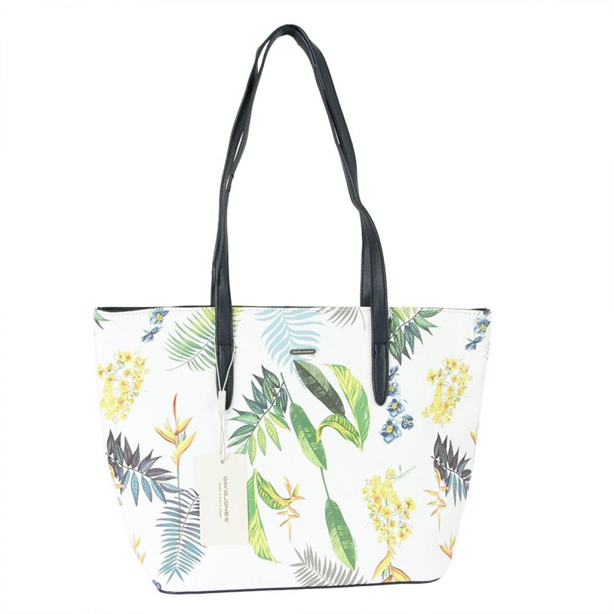 Жіноча сумка David Jones 6306-4 D.BLUE