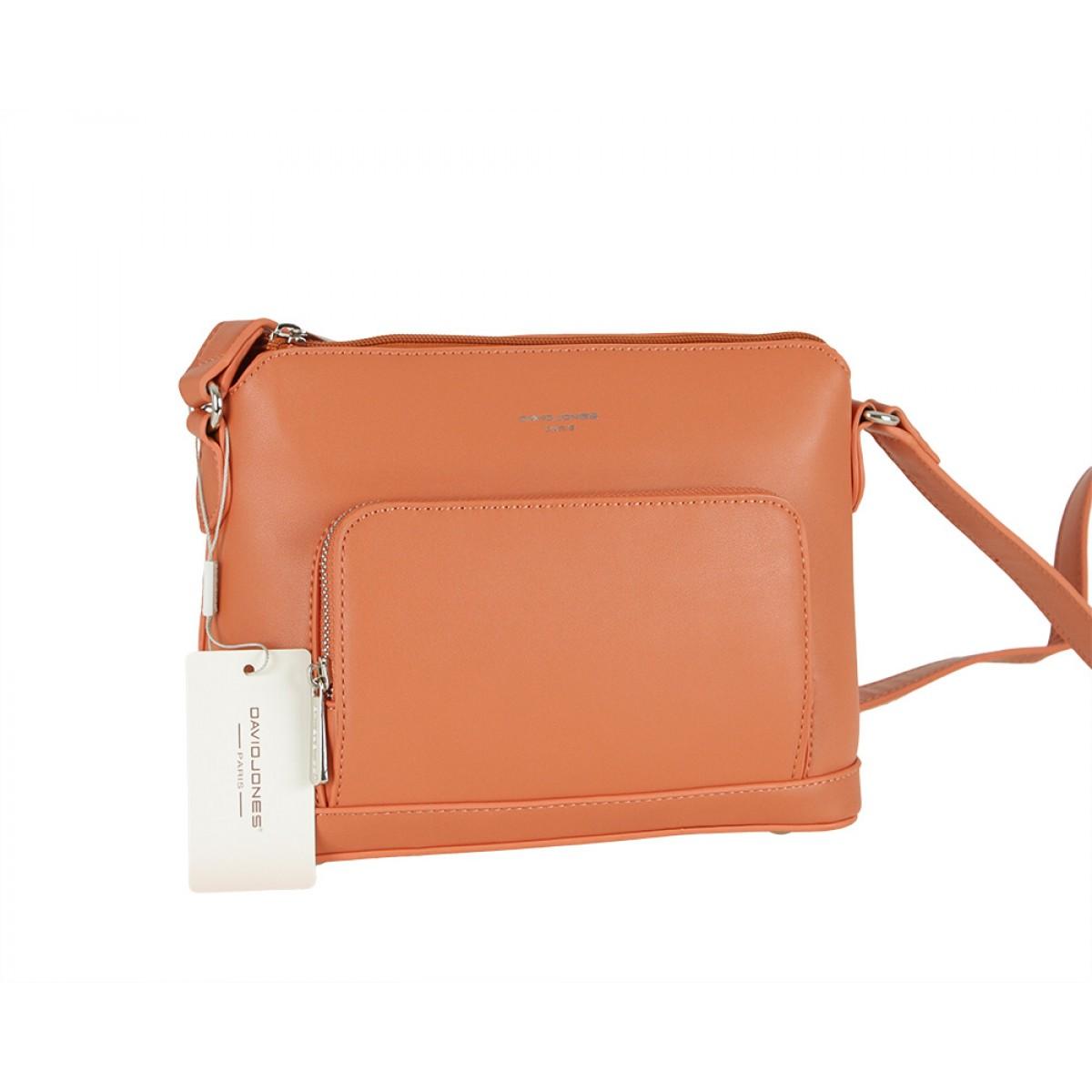 Жіноча сумка David Jones 6307-1 CORAL