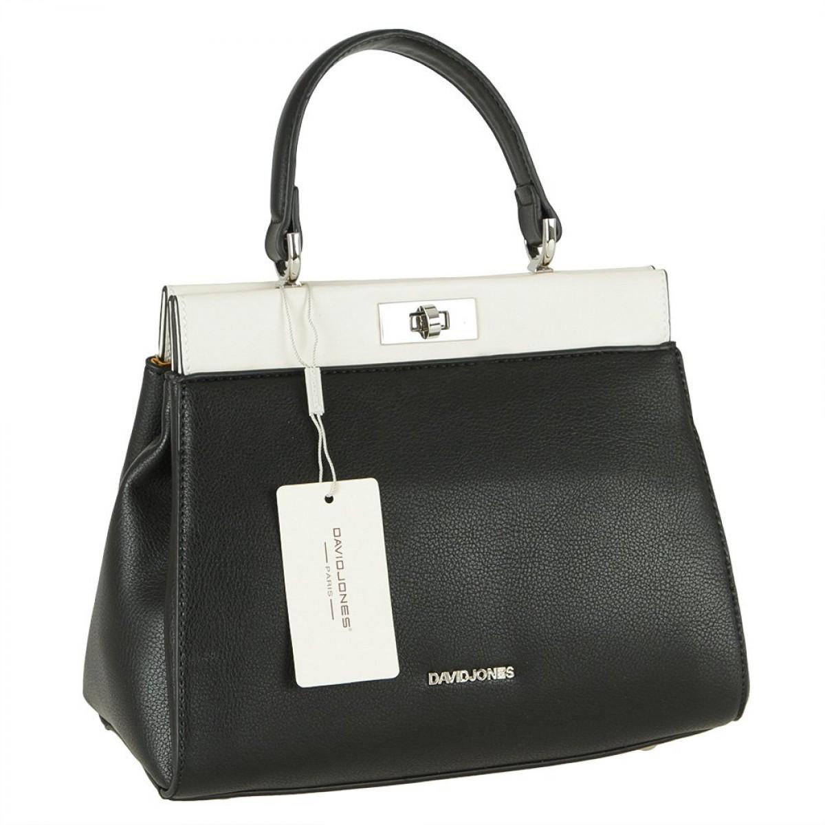 Жіноча сумка David Jones 6310-1 BLACK