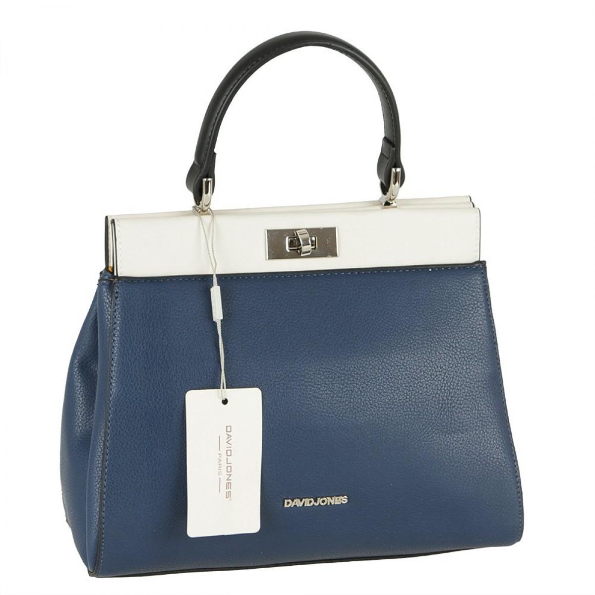Жіноча сумка David Jones 6310-1 BLUE